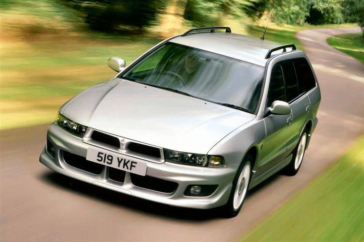 Mitsubishi Galant (1988 - 2003) used car review review | Car review | RAC Drive
