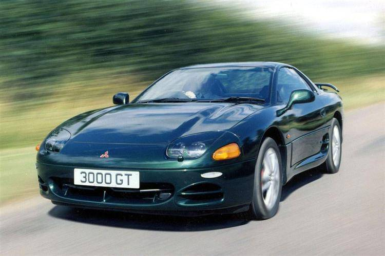 Mitsubishi 3000GT (1992 - 1999) used car review review | Car review | RAC Drive