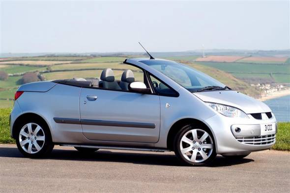 Mitsubishi Colt CZC (2006 - 2009) used car review