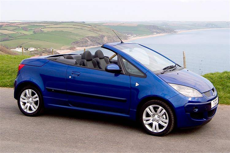 Mitsubishi Colt CZC (2006 - 2009) used car review review | Car review | RAC Drive