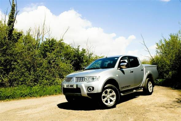 Mitsubishi L200 (2010 - 2015) review