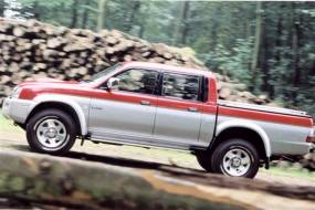 Mitsubishi L200 (1996 - 2006) review