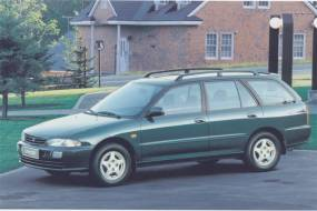 Mitsubishi Lancer Estate (1999 - 2001) review