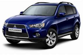 Mitsubishi Outlander (2010 - 2012) used car review