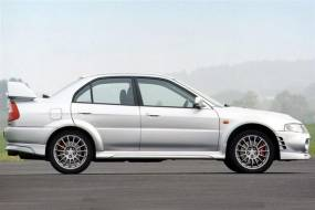 Mitsubishi Lancer Evo VI (1998 - 2001) review