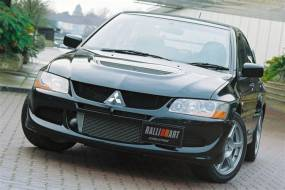 Mitsubishi Lancer EVO VIII (2003 - 2005) review
