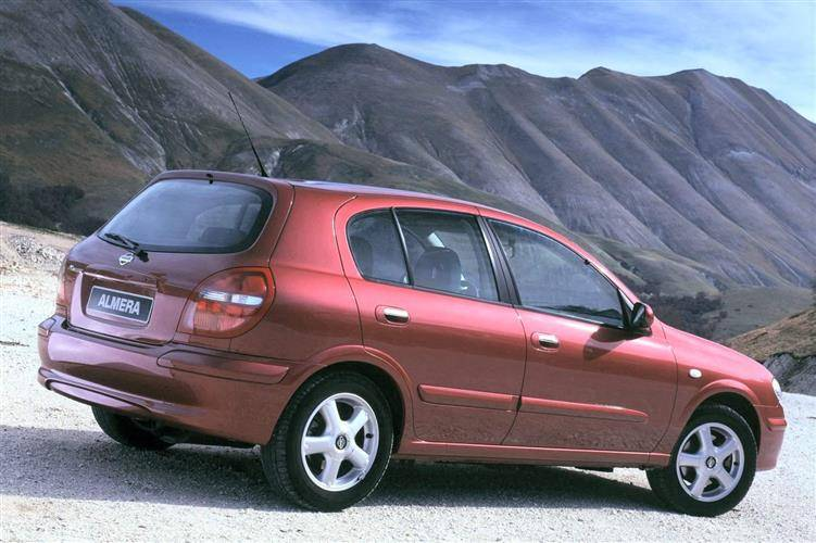 nissan almera 1995 2000 used car review car review. Black Bedroom Furniture Sets. Home Design Ideas
