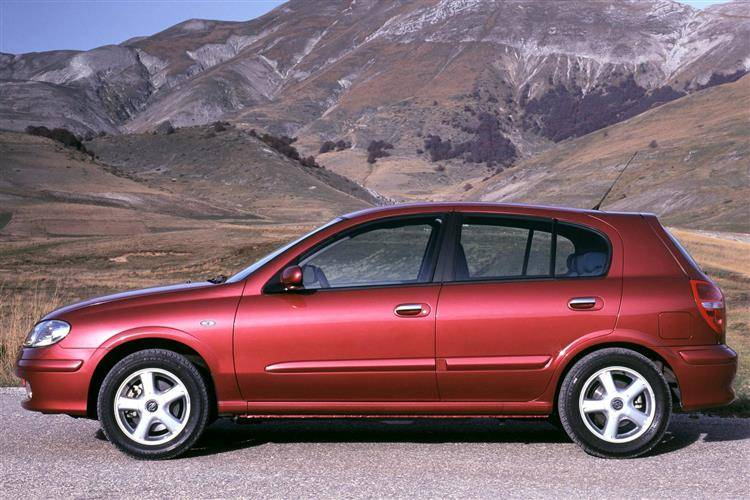 nissan almera 2000 2007 used car review review car review rac drive. Black Bedroom Furniture Sets. Home Design Ideas