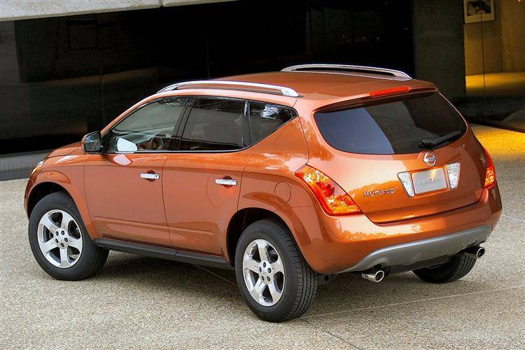 nissan murano 2005 2009 used car review review car. Black Bedroom Furniture Sets. Home Design Ideas