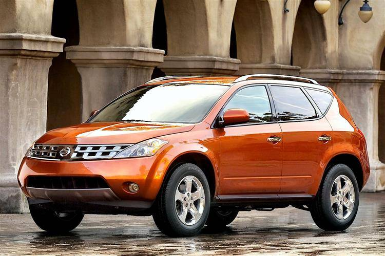 nissan murano 2005 2009 used car review review car review rac drive. Black Bedroom Furniture Sets. Home Design Ideas