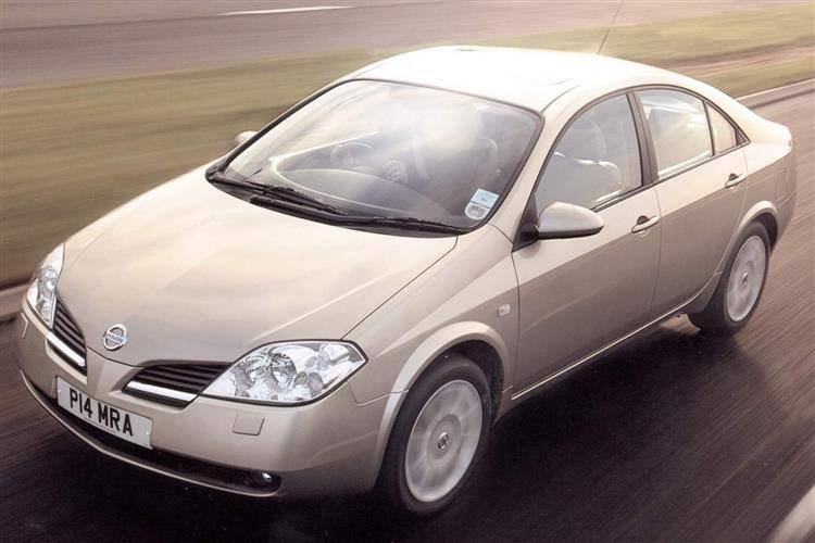 nissan primera 2002 2007 used car review review car review rac drive. Black Bedroom Furniture Sets. Home Design Ideas