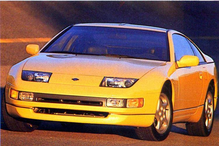 Nissan 300ZX (1990 - 1994) review