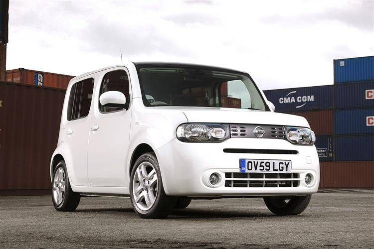 Nissan Cube (2009 - 2011) review
