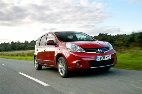 Nissan Note (2009 - 2013) review