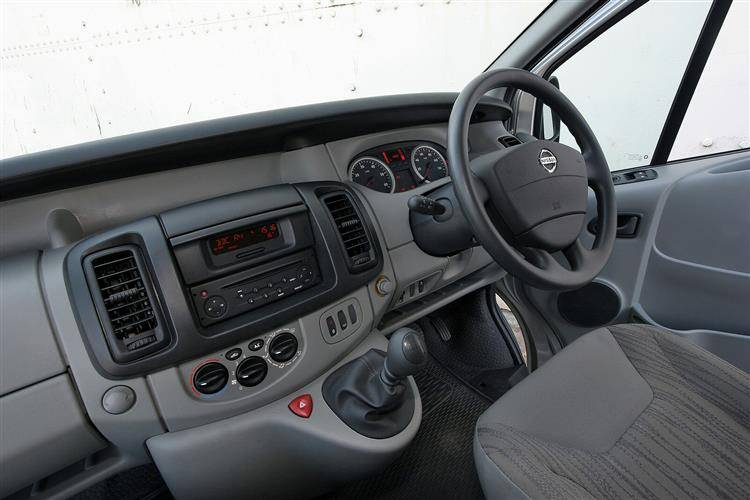 Nissan Primastar (2001 - 2014) review