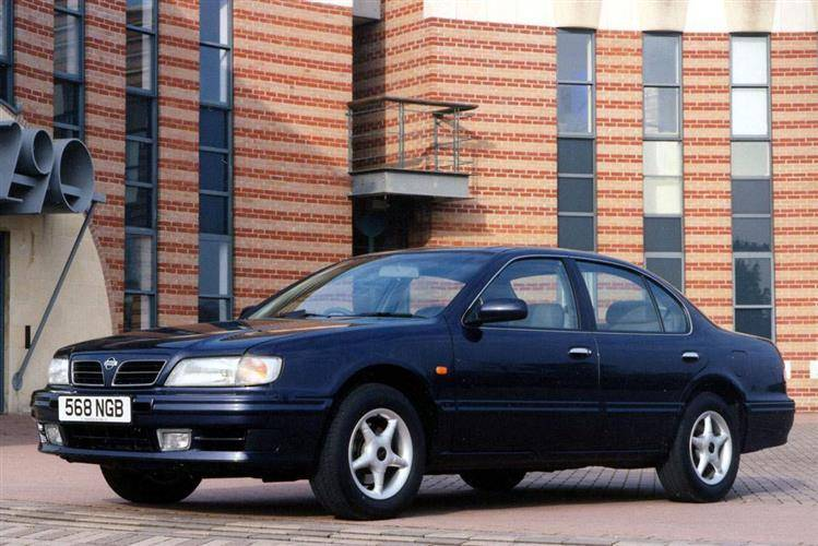 Nissan QX (1995 - 2003) review