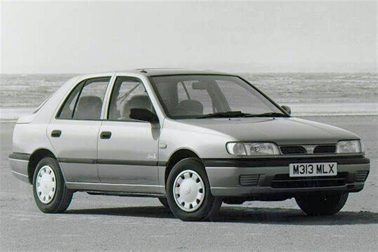 Nissan Sunny (1986 - 1995) review