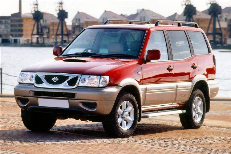 Nissan Terrano II (1993 - 2006) review