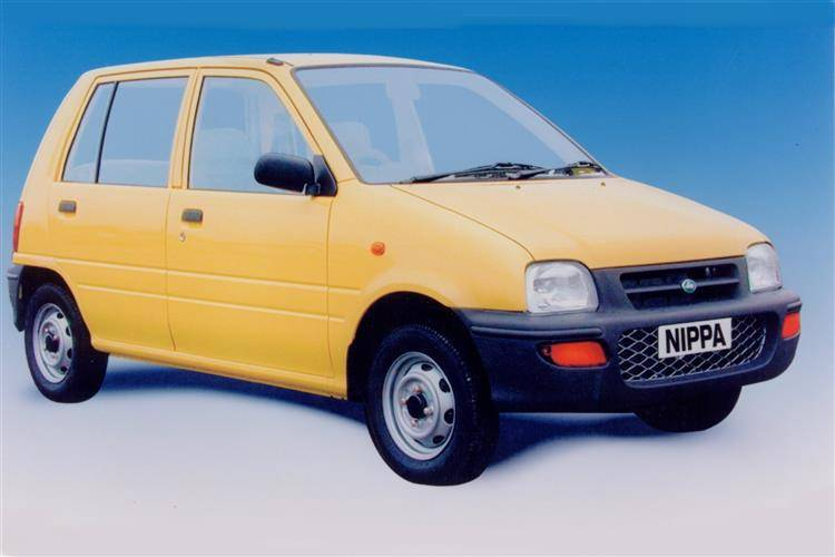 Perodua Nippa (1997 - 2001) used car review