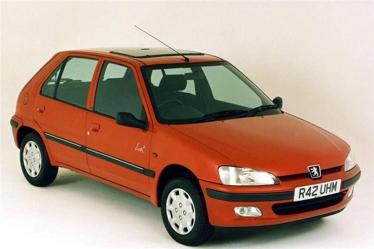 Peugeot 106 1991 2003 used car review car review for 106 door