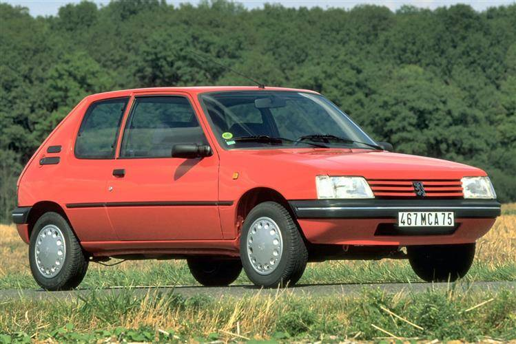 Peugeot 205 (1983 - 1997) review