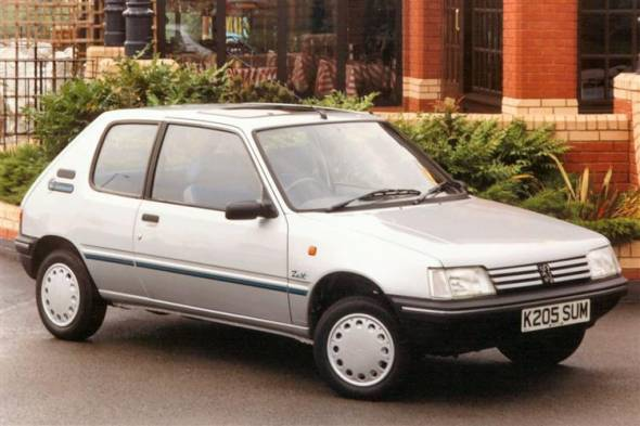 Peugeot 205 (1983 - 1997) used car review