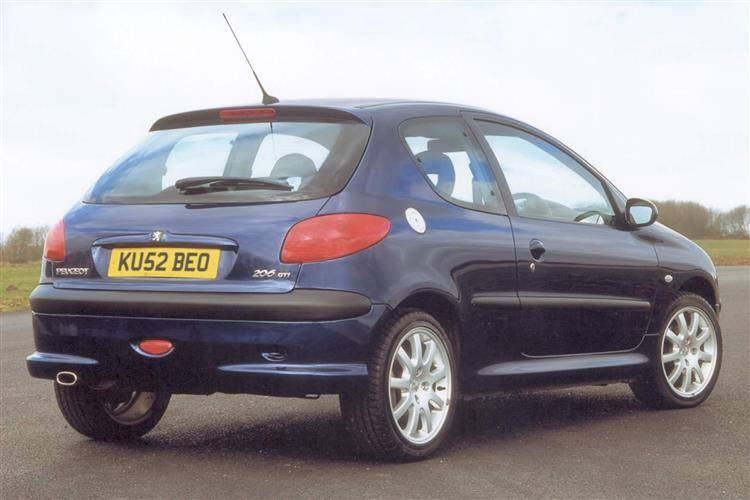 Peugeot 206 (1998 - 2009) review