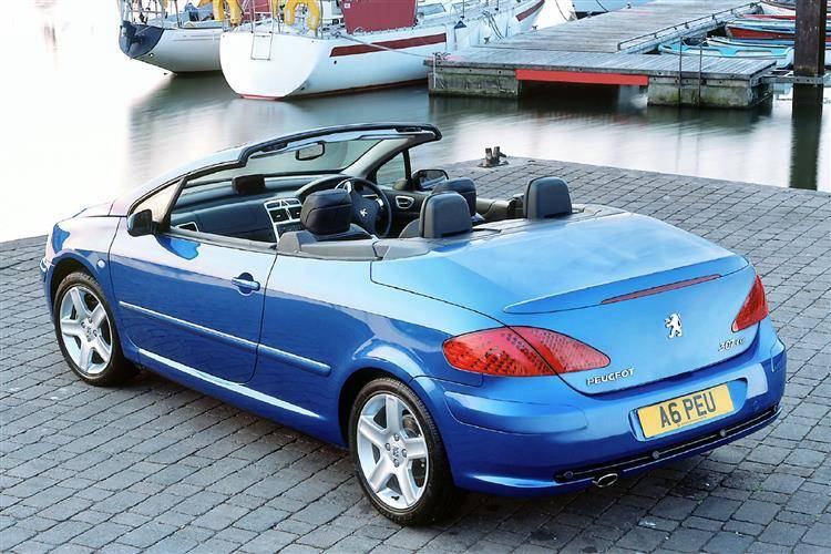 Peugeot 307 Cc 2003 2009 Review Review Car Review