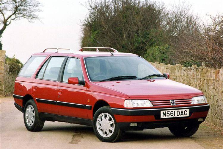Peugeot 405 (1988 - 1997) review
