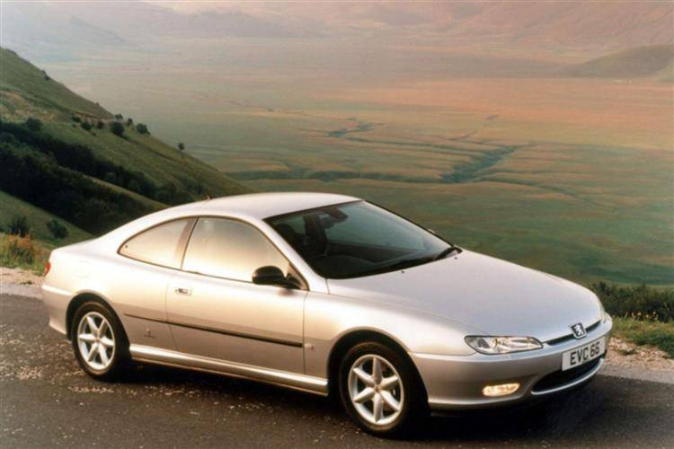 A Little Off The Top 1996 Peugeot 406 Toscana Concept