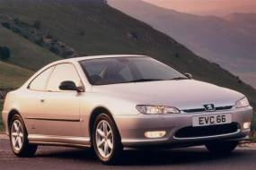 Peugeot 406 Coupe (1997 - 2003) review