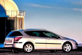 Peugeot 407 SW (2004 - 2011) review