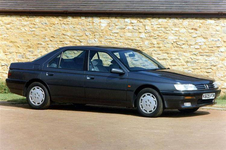 Peugeot 605 (1990 - 1999) review