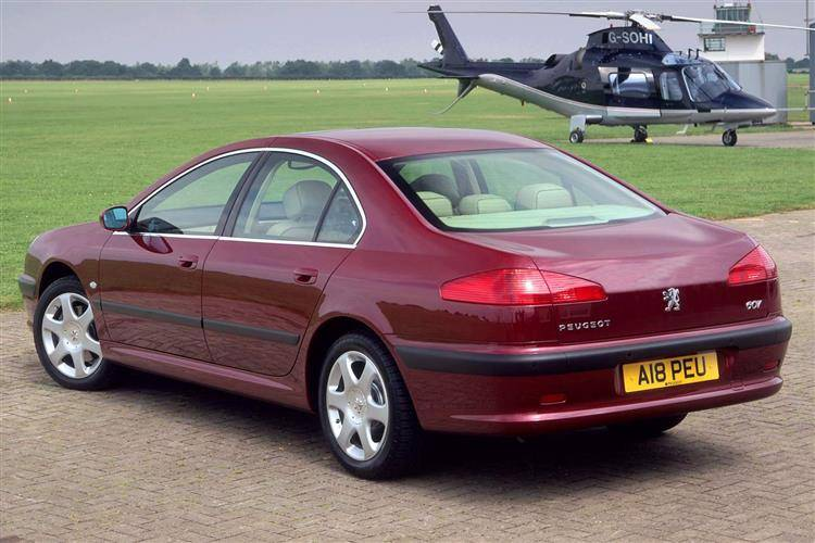 peugeot 607 2000 2009 used car review review car review rac drive. Black Bedroom Furniture Sets. Home Design Ideas