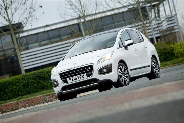Peugeot 3008 (2013 - 2016) review