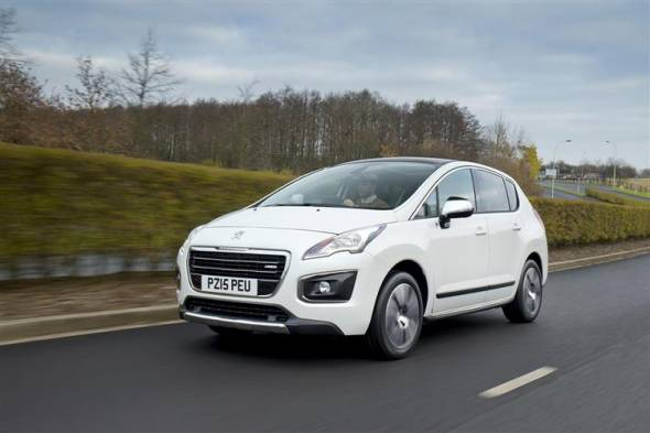 Peugeot 3008 (2013 - 2016) used car review