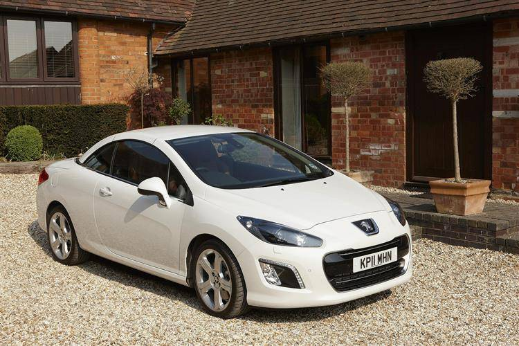 Peugeot 308 CC (2011-2014) review