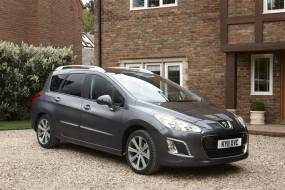 Peugeot 308 SW (2011 - 2013) review