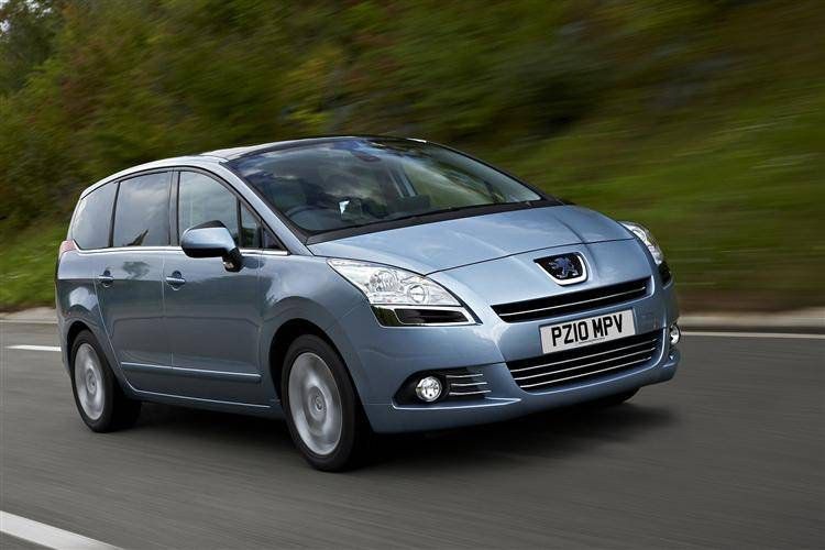Peugeot 5008 (2010 - date) used car review