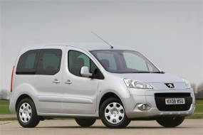 Peugeot Partner Tepee (2008 - 2015) review