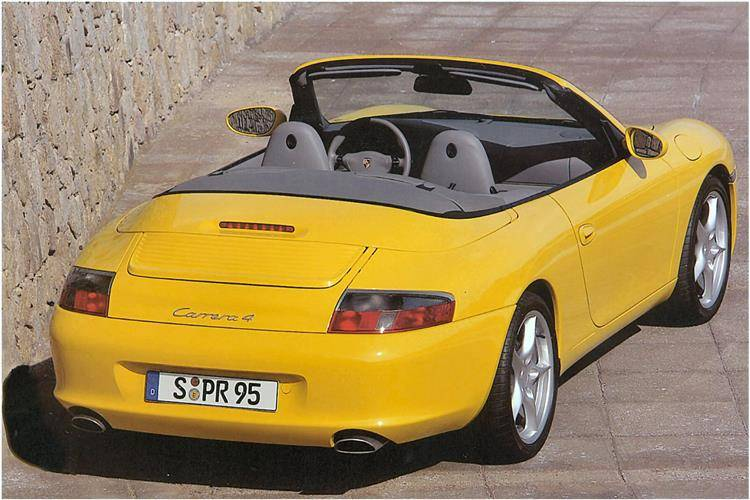Porsche 911 Carrera 4 (996 Series) (1998 - 2005) review