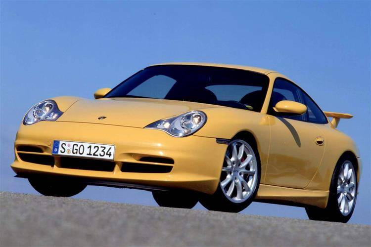 Porsche 911 GT3 (996 Series) (1999 - 2005) review