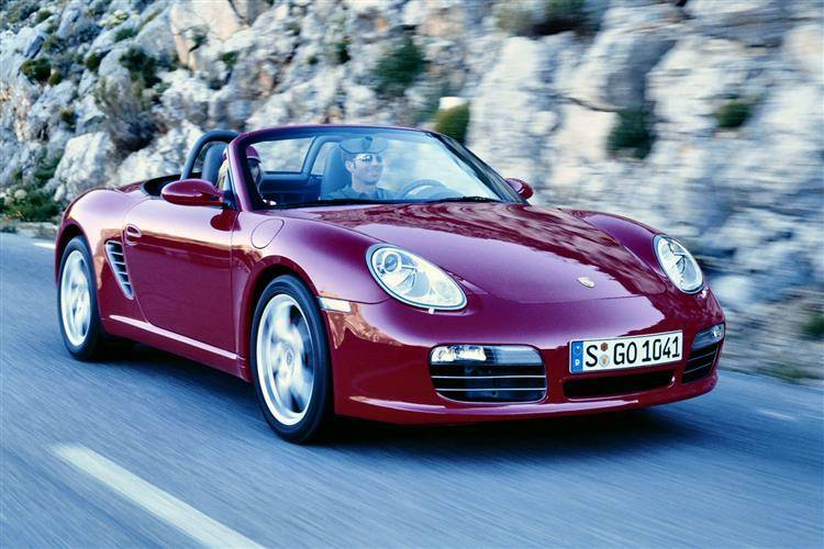 Porsche Boxster '986' Series (1996-2004) review