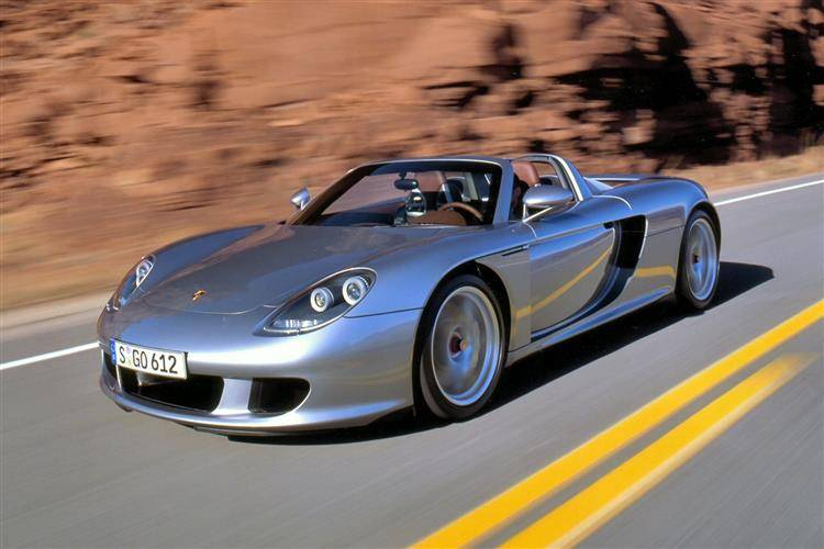 porsche carrera gt 2004 2006 used car review review car review rac drive. Black Bedroom Furniture Sets. Home Design Ideas