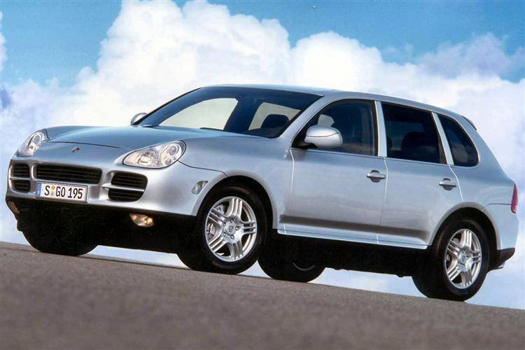 Porsche Cayenne (2002 - 2006) review