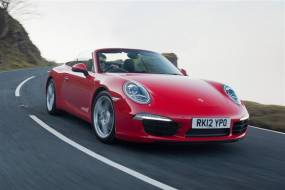 Porsche 911 Carrera Cabriolet (2011 - 2015) review
