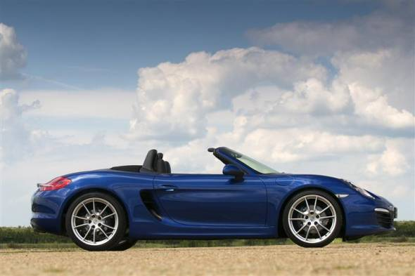 Porsche Boxster '981 Series' (2012-2016) review