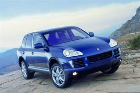 Porsche Cayenne (2007 - 2010) review