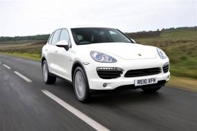 Porsche Cayenne (2010 - 2014) review