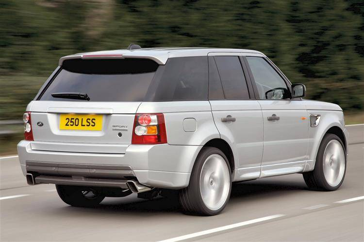 land rover range rover sport 2005 2013 used car review. Black Bedroom Furniture Sets. Home Design Ideas